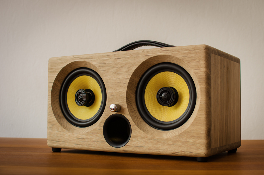 best bluetooth speakers wood wooden best wireless speakers review bamboo iphone aptx zebrawood oak